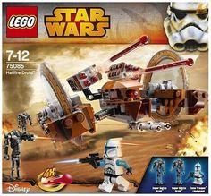 Đồ chơi Lego Star Wars 75085 - đội quân nhân bản