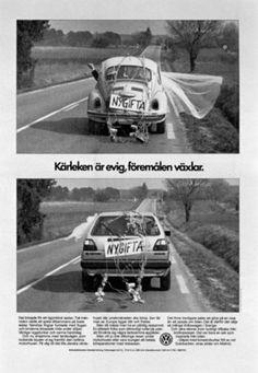 Read more: https://www.luerzersarchive.com/en/magazine/print-detail/vw-volkswagen-16202.html VW Volkswagen Things may change, but love is forever. Tags: VW Volkswagen,Hans Brindfors AB, Stockholm,Ola Mork,Lars Avid Boisen,Arne Nilsson,Mats Nyberg