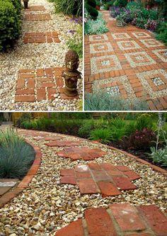 Nice 50 Beautiful Garden Path and Walkways Ideas https://homeastern.com/2017/10/13/50-beautiful-garden-path-walkways-ideas/
