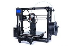 LulzBot TAZ 4 Printer - Looking for an open source desktop printer that can print large items in many types of materials? The LulzBot TAZ 4 boasts a spacious x x print area with a controllable heat bed. Metal 3d Printer, 3d Printer Kit, 3d Printer Designs, Best 3d Printer, 3d Printer Reviews, Dental, Desktop 3d Printer, 3d Printing Industry, 3d Printing Service