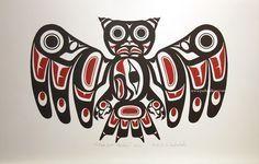 owl symbol native american - Google Search