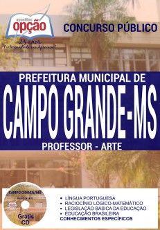 Saiba Mais -  Apostila Concurso Prefeitura Campo Grande MS - Professor  #concursos Saiba como adquirir a sua http://apostilasdacris.com.br/apostila-concurso-prefeitura-campo-grande-ms-professor/