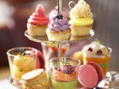 Exquisiteces a media tarde en Dónde comer cupcakes dulces y magdalenas, lugares y sitios especializados