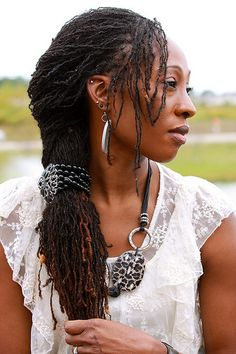 "Sisterlocks By "" JUST WENDY"""