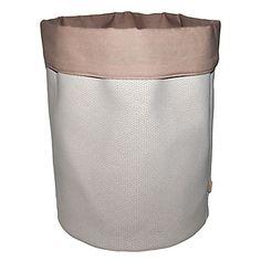 Panier de rangement en tissu h49cm