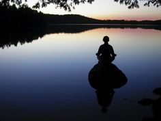 Meditation can put up your mind at ease and you won't have any problems to fall asleep anymore.