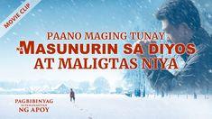 "Tagalog Christian Movie | ""Pagbibinyag sa Pamamagitan ng Apoy"" (Clip 2/2) Christian Movies, Tagalog, Movies 2019, Yearning, Songs, Apps, Movie Posters, Backpack, Fashion"