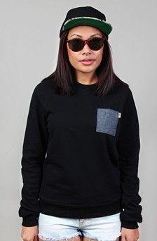 the don't look unisex crew neck sweatshirt    $45  http://apliiq.it/Z6vBSJ