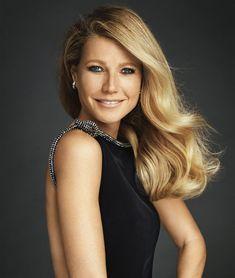 15dff23794dc Actress Gwyneth Paltrow wearing Giorgio Armani Prive Giorgio Armani