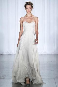 less tacky than the average wedding dress