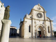 12 Real-Life Places You Can Visit from Game of Thrones   SIBENIK (CROATIA)   The dreamy medieval city – located in the country's Dalmatia region – is the site of Braavos, home to the Many-Faced God (Arya Stark's mentor in season five). The town's most popular tourist destination is the Cathedral of St. James, a magnificent UNESCO World Heritage-listed church built in the Gothic and Renaissance style.