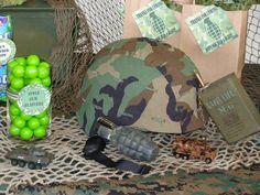 Hostess with the Mostess® - Go Army Party
