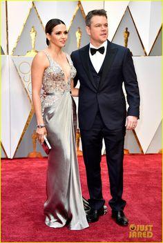 Matt Damon Spills He Doesn't Think He's a Match for Jimmy Kimmel at Oscars 2017