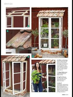 Newest Absolutely Free outdoor garden shed Strategies Backyard garden garden sheds get many works by using, like saving family debris in addition to yard repair too. garten Newest Absolutely Free outdoor garden shed Strategies Outdoor Garden Sheds, Garden Shed Diy, Outdoor Gardens, Home And Garden, Terrace Garden, Garden Care, Smart Garden, Garden Pool, Painted Garden Sheds