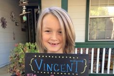 """Our precious grandson, Vinny Desautels, is fighting a battle that no child should have to fight - the fight against cancer. Vinny is 7 1/2 years old and in 2nd. grade. He is tender-hearted and so loving. He recently donated his hair to """"wigs for kids with cancer"""". Even though he was teased thr..."""