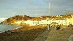 Aberystwyth, Ceredigion, Wales - Destinations UK