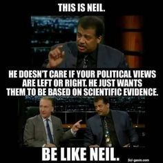 Use scientific evidence to form policies? Wow, what a concept.