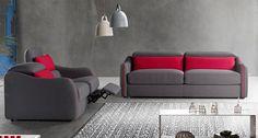 Recliner / Sleeper Sofa Vincent by Vitarelax - $2,650.00