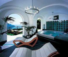 World's Best Beach Hotels: Palazzo Avino in Ravello Italy