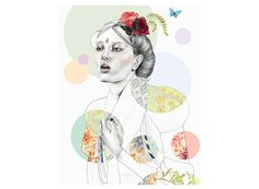 illustration by Mia Overgaard