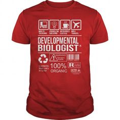 Awesome Tee For Developmental Biologist - #cozy sweater #funny sweater. WANT THIS => https://www.sunfrog.com/LifeStyle/Awesome-Tee-For-Developmental-Biologist-103910942-Red-Guys.html?68278