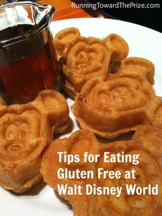 Tips for eating with food allergies (specifically gluten free) while at Walt Disney World!