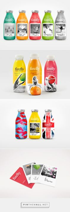 Firefly by B&B studio curated by Packaging Diva PD. Creative and effective packaging design.