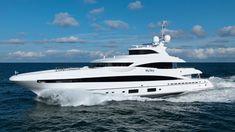 167-foot MegaYacht MySky from Heesen Yachts