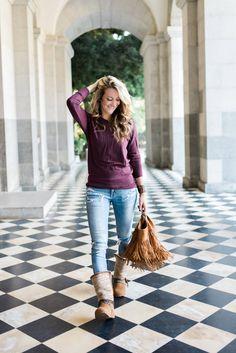 Fall Fashion with Ne