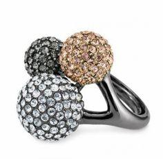soiree trio ring by stella & dot