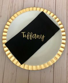 Help guests find their seat at your wedding/bridal shower/dinner party/birthday with these adorable names in the color of your choice! Names are approximately 1.5 thick but can be customized upon request. Other fonts and colors may be available as well - just message me with what you