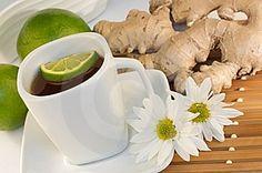 Dieta Chá de Gengibre