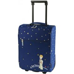 Trolley case Dark Blue The Little Prince