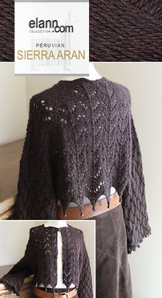 quick to knit in lace