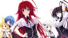 Anime High School DxD  Fondo de Pantalla