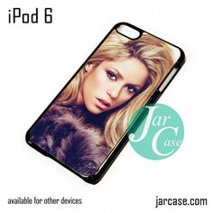 Shakira YP 1 iPod Case For iPod 5 and iPod 6