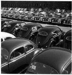 Peter Keetman - Volkswagen Factory, Wolfsburg:... on MutualArt.