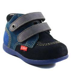 148A KICKERS BABYSCRATCH MARINE www.ouistiti.shoes le spécialiste internet  #chaussures #bébé, #enfant, #fille, #garcon, #junior et #femme collection automne hiver 2016 2017