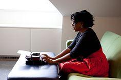 Author Tayari Jones on the iconic typewriter.