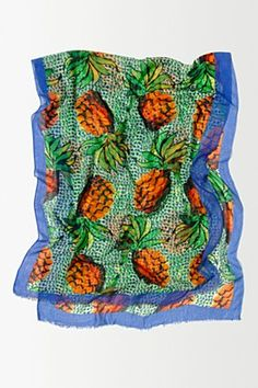 Hot Tropics Scarf | Anthropologie.eu
