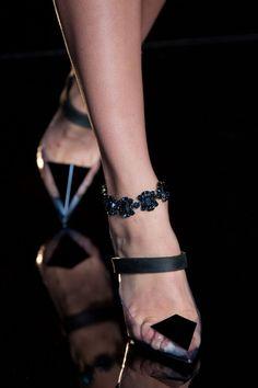Versace Fall 2013 - Details