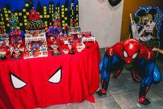 Spiderman Birthday Party Ideas   Photo 9 of 19