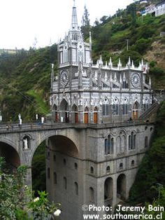 21 Las Lajas Cathedral Ideas Lajas Cathedral Around The Worlds