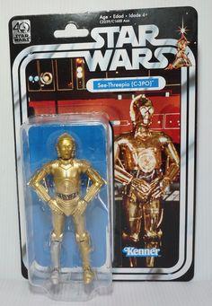 "Star Wars Rogue One Black Series 6/"" Figure NIB In Hand Force Awakens C-3PO"