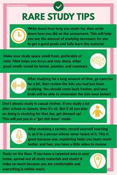 """Rhubarb studies: """"There are rare study tips right on time for the turn of the year. Credit: Tips by . - # - maaghie - Rhubarb studies: """"There are rare study tips right on time for the turn of the year. Credit: Tips b - Study Tips For High School, High School Hacks, College Life Hacks, Life Hacks For School, School Tips, College Study Tips, Study Tips For Exams, College Essay, Revision Tips"""