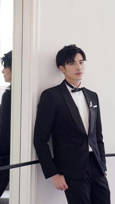 Asian Actors, Korean Actors, Jungkook Selca, Song Wei Long, Chinese Gender, O Drama, Sexy Asian Men, Netflix, Handsome Faces