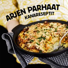 Helppo arki 2017 Larb Gai, Risotto, Curry, Koti, Dinner, Ethnic Recipes, Dining, Curries, Food Dinners