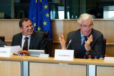 Richard Seeber  vor 34 Minuten     Wasser ist mir ein besonderes Anliegen. Deshalb habe ich im Jahr 2009 im Europäischen Parlament die Intergruppe Wasser gegründet. Für das letzte Meeting der Intergruppe konnte EU-Kommissar Michel Barnier gewonnen werden. Dieser sprach zum Thema Konzessionen im Wassersektor. Mehr Infos zur Intergruppe Wasser: http://epwatergroup.eu/