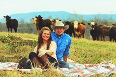 Because you know there are going to be heifers in our pictures :)