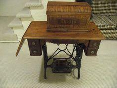 Vintage Davis Sewing Machine